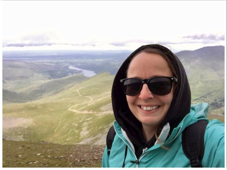 Llanberis Snowdon Summit
