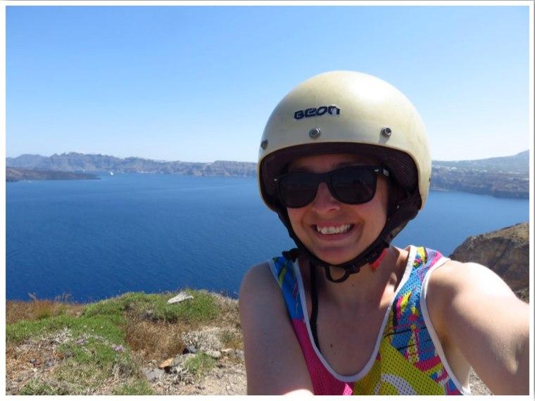 Santorini ATV rental