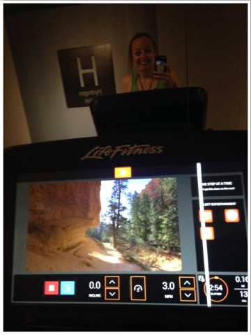 Hotel Grinnell Gym