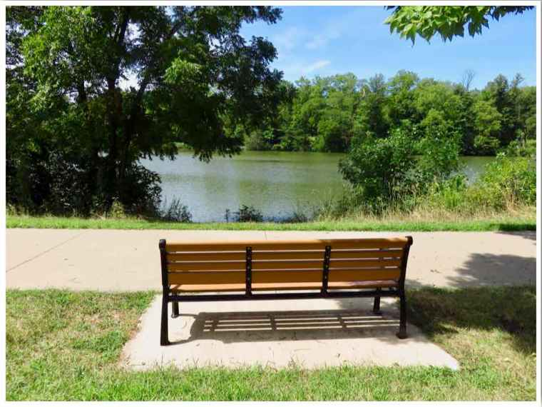 Arbor Lake Park Grinnell Iowa