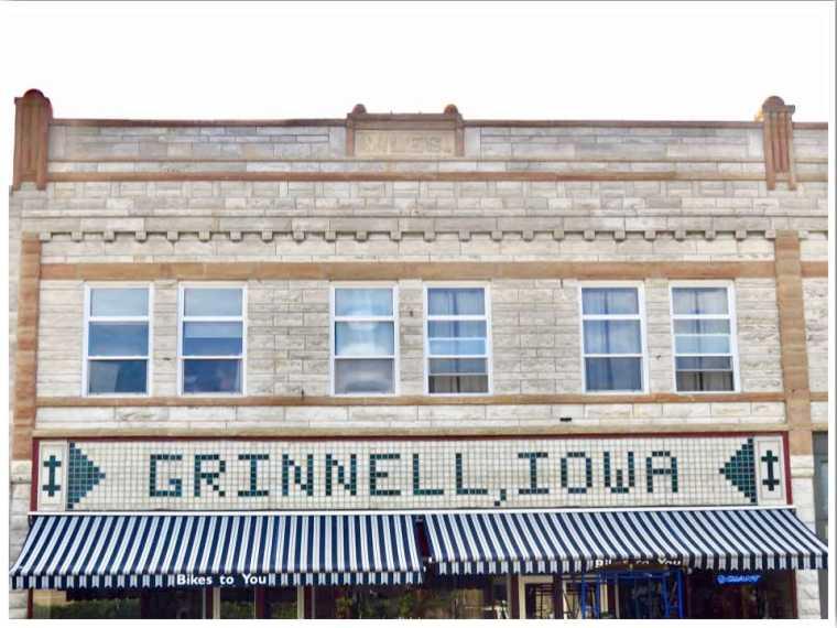 Grinnell Iowa
