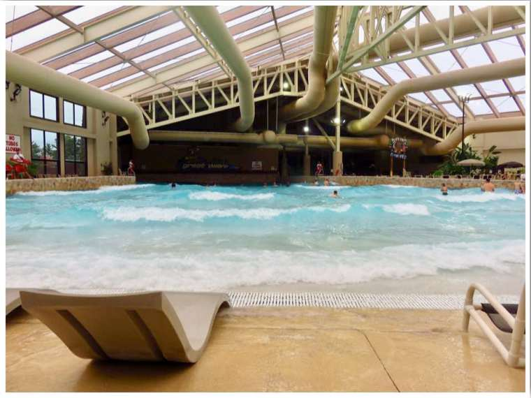 Wilderness Wave Pool