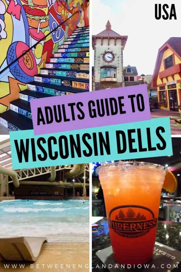 Wisconsin Dells for Adults
