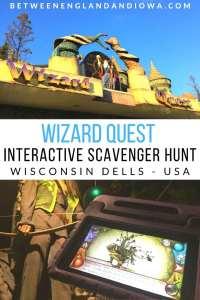 Wizard Quest Wisconsin Dells Interactive Scavenger Hunt