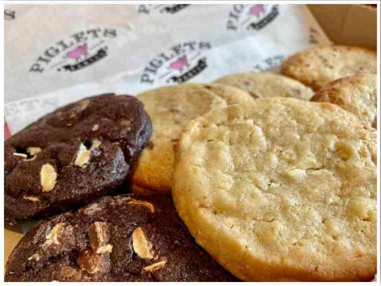 Piglets Pantry Homemade Cookies