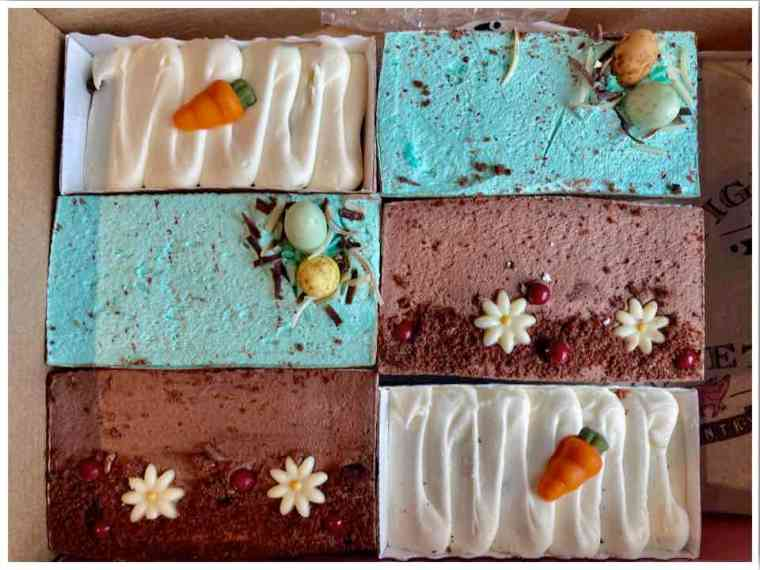 Piglets Pantry Hello Spring Loaf Cakes