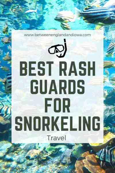 Best Rash Guards For Snorkeling