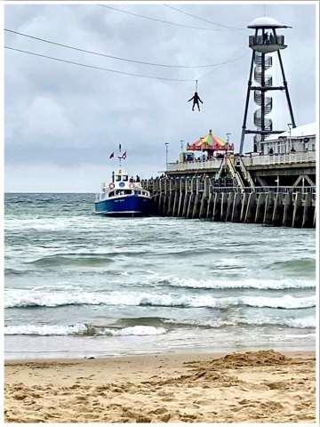 Bournemouth Zip Wire