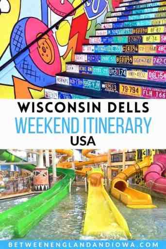 Wisconsin Dells Itinerary