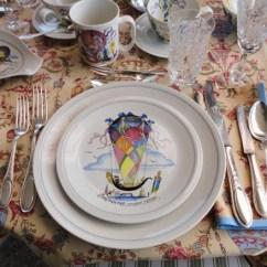 Folding Kitchen Tables Cabinet Handles Black Whimsical Le Ballon By Villeroy & Boch