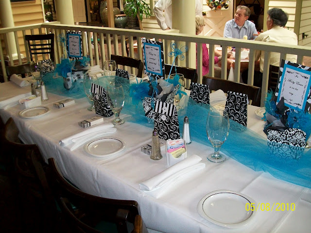 Three Tablescapes Baby Shower Beachy Amp Thanksgiving