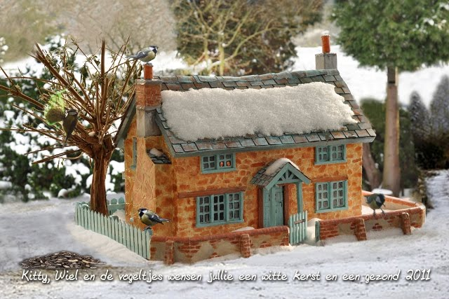 Rosehill Cottage from The Holiday Movie Comes to Life Once More