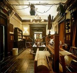 Practical Magic House Interior