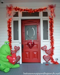 What to for Valentines Day Decorating