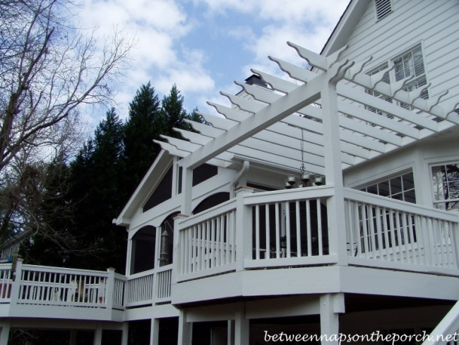 screened in porches how much do they