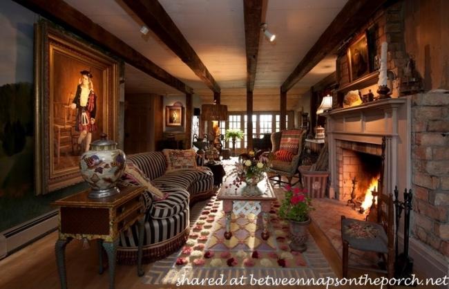 MackenzieChilds New York Ferry Home Yankee Ferry Is