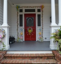 4th of July Porch Decorating Ideas