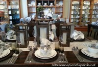 Table Setting Ideas for Fall and Halloween