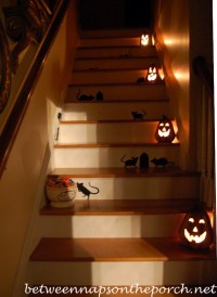Halloween Decorating Ideas, Table Settings and Movies