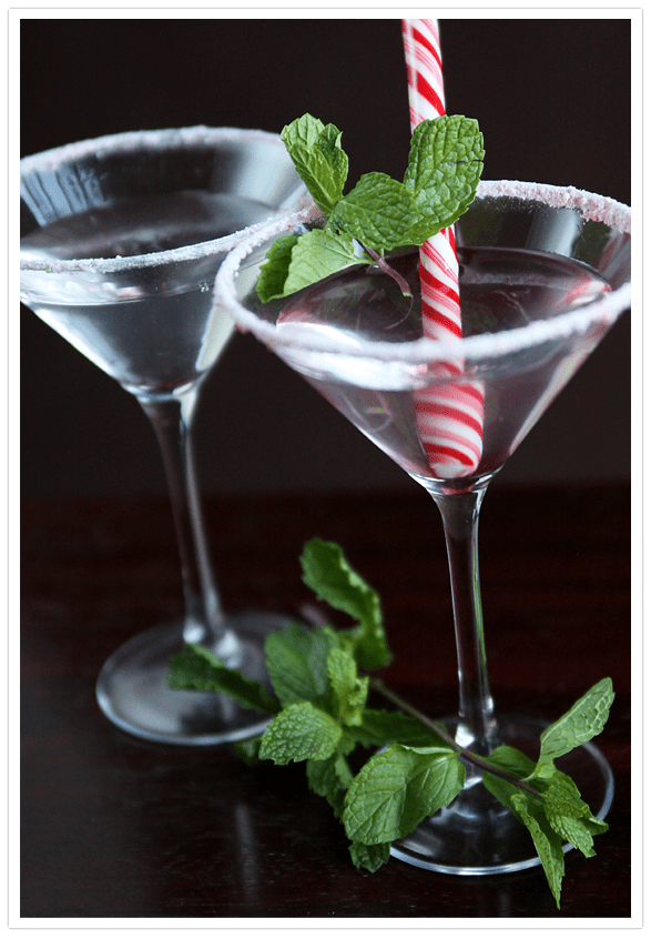21 Holiday Party Drinks NonAlcoholic and With Alcohol