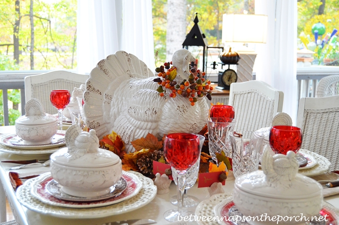 Simple Wallpapers Colors Fall A Fall Thanksgiving Table Setting And Tablescape With A