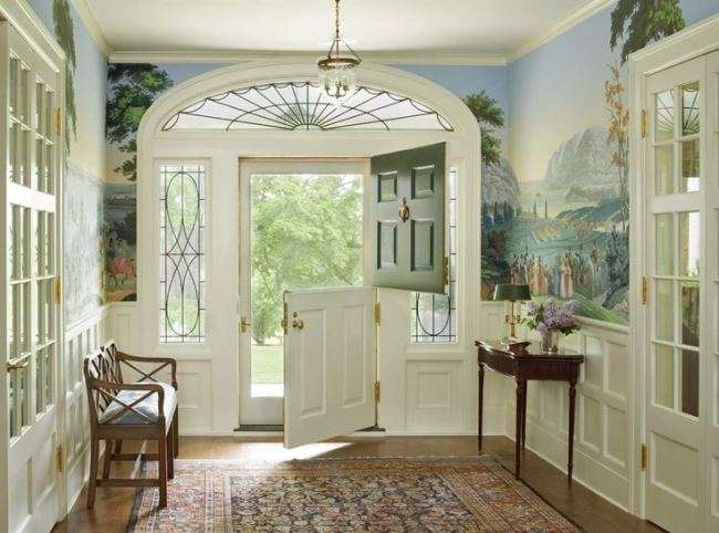 Divided We Fall Wallpaper Add A Dutch Door To Your Home