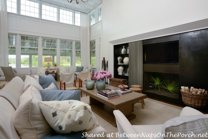 Tour The Beautiful 2014 Southern Living Idea House In Bluffton