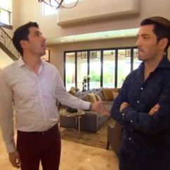 Medieval Dining Chairs Hanging Chair Malta Tour Property Brothers, Drew And Jonathan Scott's Real Home