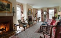 Greek Revival Interiors Living Room - Best site wiring harness