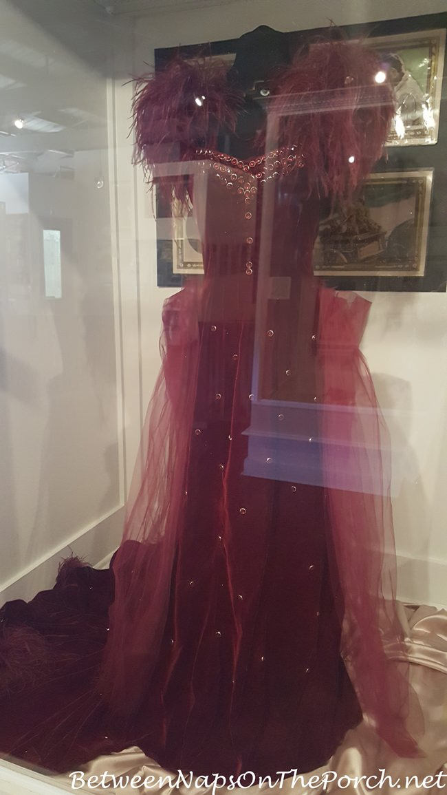 Gone With The Wind Museum The Beautiful Dresses