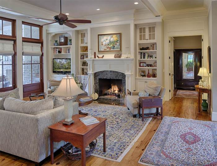 Low Country Interior Design Ideas