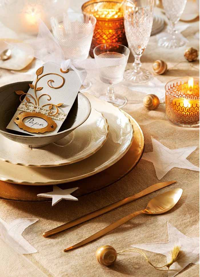Decorate In White For Christmas