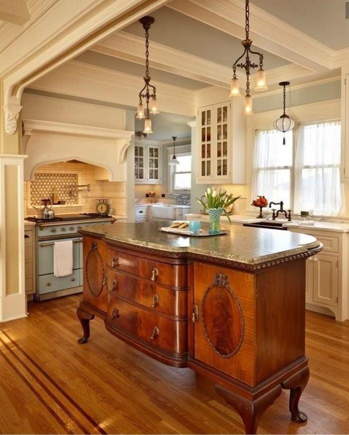 kitchen island or bathroom vanity