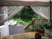Screen In Your Deck Easily & Inexpensively