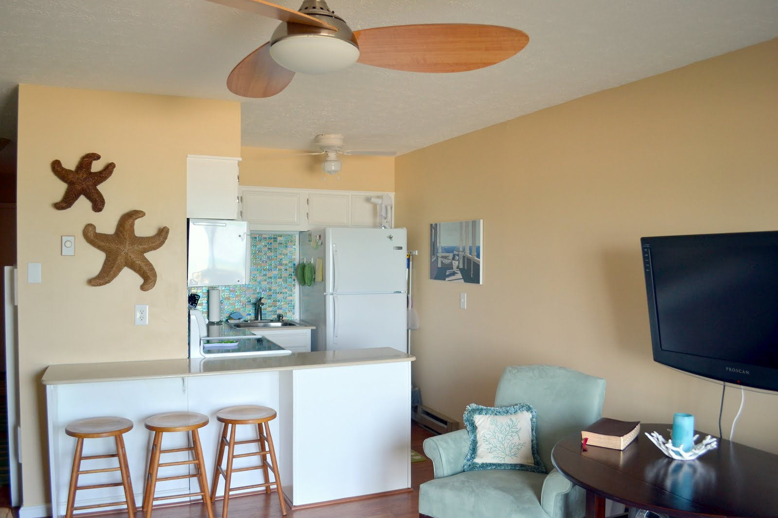 Beach Condo Decorating Ideas With Photos  Joy Studio Design Gallery  Best Design