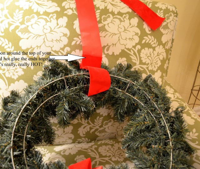 How To Hang Wreaths On Exterior Windows For Christmas Between Naps On The Porch