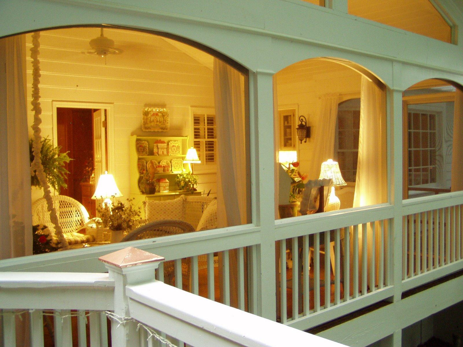 Side Porch Ideas
