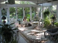 Four-Season Porch: Sunroom Becomes Screened-in Porch with ...