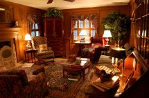 Decorating English Country Style Living Rooms