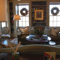 Living Room Mantel New Paint Colors Southern Idea House: Entertainment Room, Sewing ...