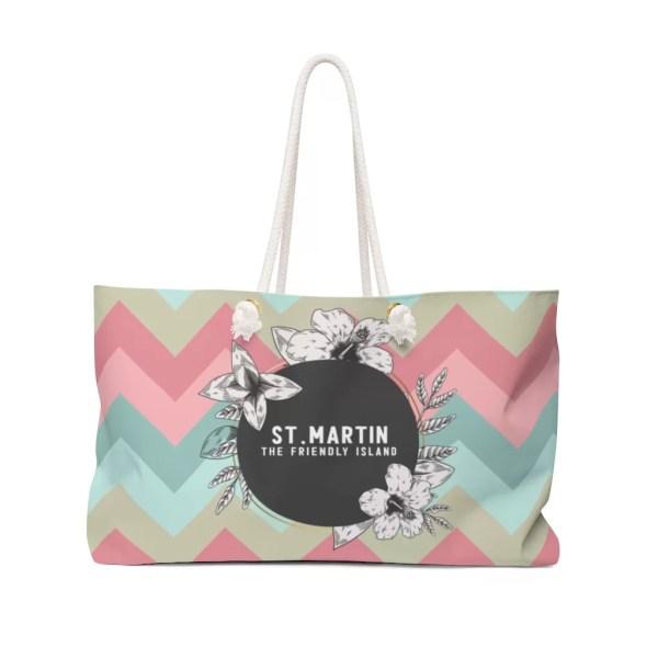 St. Martin Weekender Bag-Multi