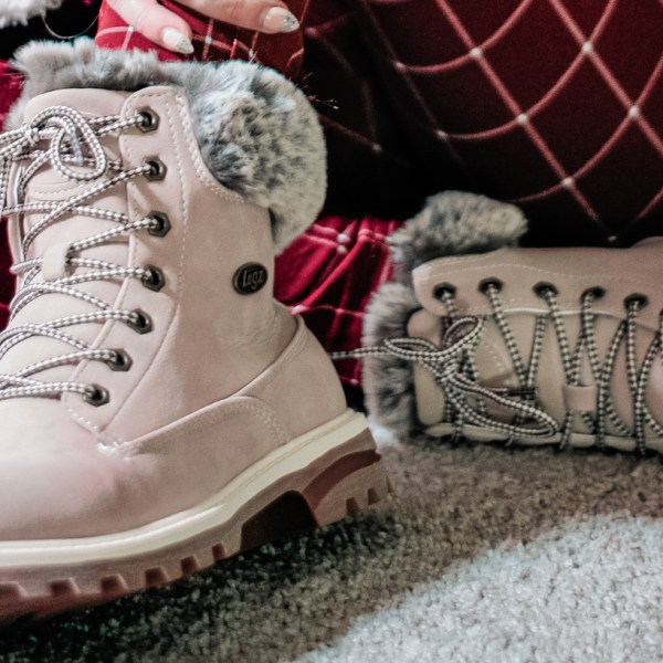 Empire Hi Fur Lugz Booties