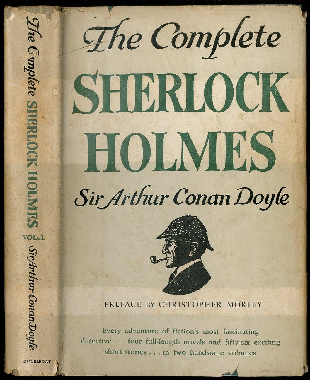 Arthur Conan Doyle Sherlock Holmes : arthur, conan, doyle, sherlock, holmes, Complete, Sherlock, Holmes:, Volume, Arthur, Conan, DOYLE