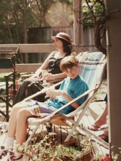 Joel & My Mum
