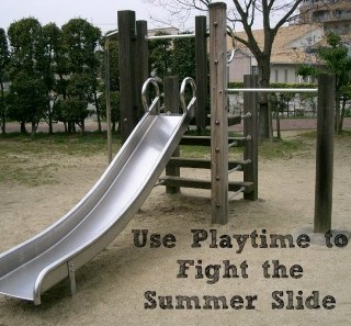 Surprising advice about stopping the summer slide