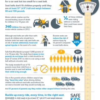 National Child Seat Safety Week: Booster seats boost safety