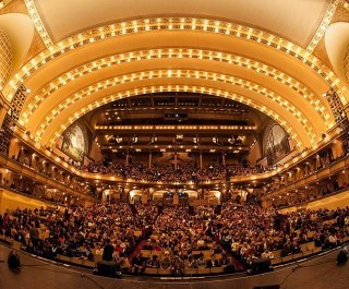 25 Facts about the Auditorium Theatre in Chicago, celebrating its 125th anniversary