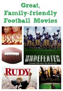 Football movies that are great for the whole family on Netflix #StreamTeam