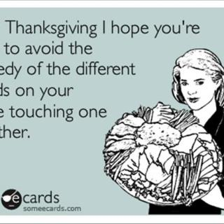 11 Funny Thanksgiving quotes to tickle your wishbone