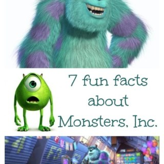7 Fun facts about Monsters, Inc.